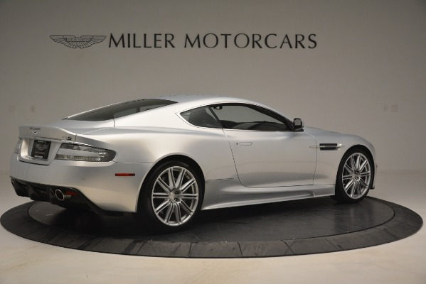 Used 2009 Aston Martin DBS Coupe for sale Sold at Rolls-Royce Motor Cars Greenwich in Greenwich CT 06830 8