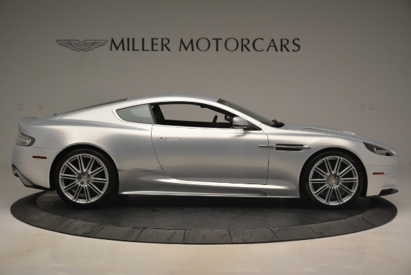 Used 2009 Aston Martin DBS Coupe for sale Sold at Rolls-Royce Motor Cars Greenwich in Greenwich CT 06830 9