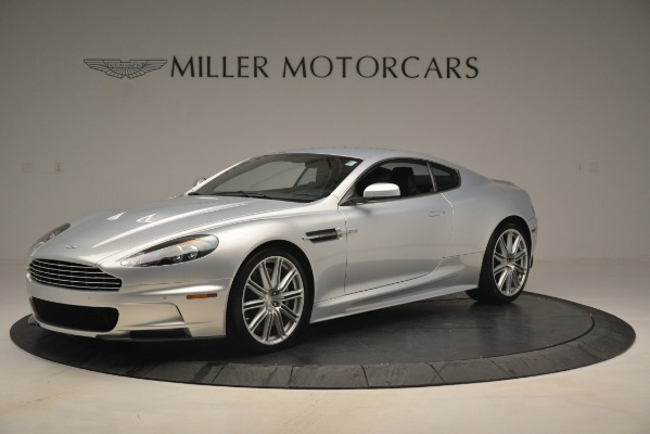 Used 2009 Aston Martin DBS Coupe for sale Sold at Rolls-Royce Motor Cars Greenwich in Greenwich CT 06830 1