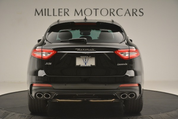 New 2019 Maserati Levante S Q4 GranSport for sale Sold at Rolls-Royce Motor Cars Greenwich in Greenwich CT 06830 6