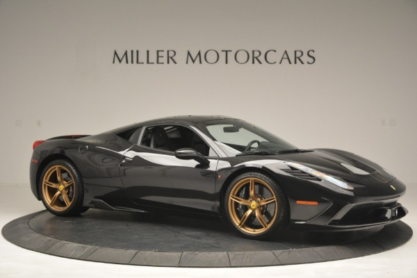 Used 2014 Ferrari 458 Speciale for sale Sold at Rolls-Royce Motor Cars Greenwich in Greenwich CT 06830 10