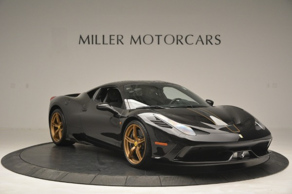 Used 2014 Ferrari 458 Speciale for sale Sold at Rolls-Royce Motor Cars Greenwich in Greenwich CT 06830 11