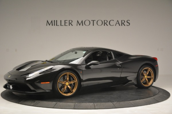 Used 2014 Ferrari 458 Speciale for sale Sold at Rolls-Royce Motor Cars Greenwich in Greenwich CT 06830 2
