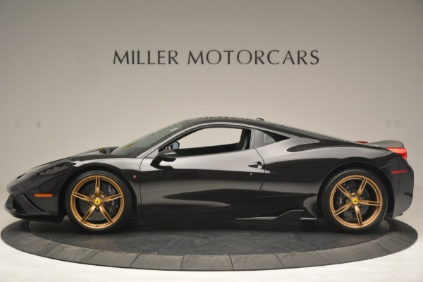 Used 2014 Ferrari 458 Speciale for sale Sold at Rolls-Royce Motor Cars Greenwich in Greenwich CT 06830 3