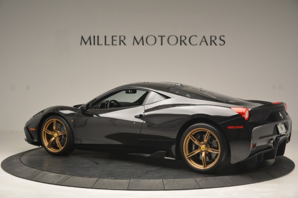 Used 2014 Ferrari 458 Speciale for sale Sold at Rolls-Royce Motor Cars Greenwich in Greenwich CT 06830 4