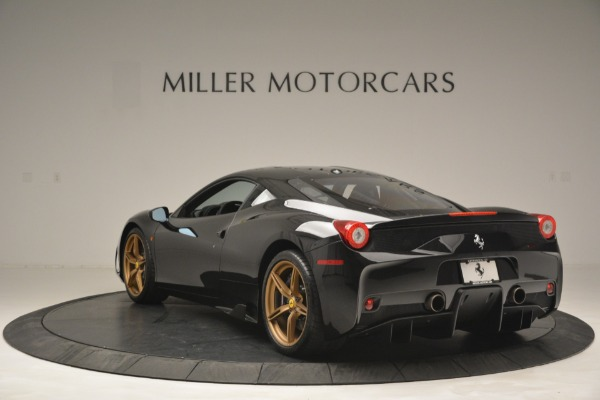 Used 2014 Ferrari 458 Speciale for sale Sold at Rolls-Royce Motor Cars Greenwich in Greenwich CT 06830 5
