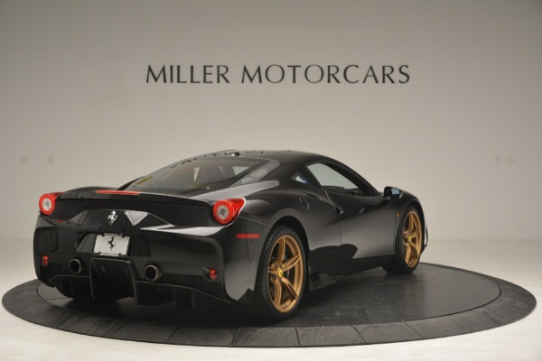 Used 2014 Ferrari 458 Speciale for sale Sold at Rolls-Royce Motor Cars Greenwich in Greenwich CT 06830 7