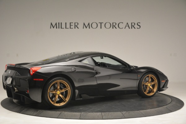 Used 2014 Ferrari 458 Speciale for sale Sold at Rolls-Royce Motor Cars Greenwich in Greenwich CT 06830 8