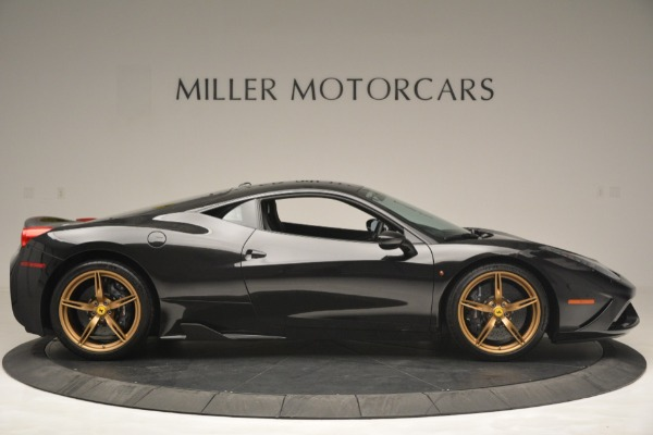 Used 2014 Ferrari 458 Speciale for sale Sold at Rolls-Royce Motor Cars Greenwich in Greenwich CT 06830 9