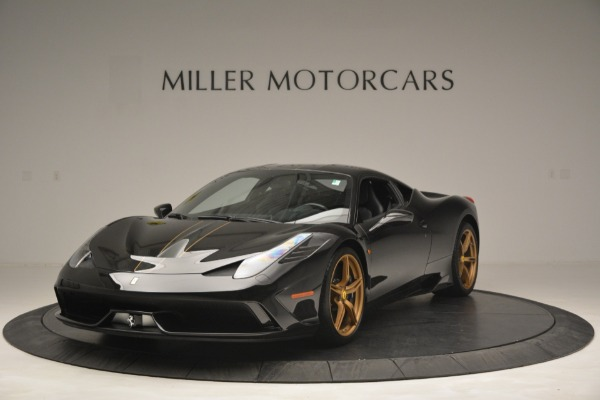 Used 2014 Ferrari 458 Speciale for sale Sold at Rolls-Royce Motor Cars Greenwich in Greenwich CT 06830 1