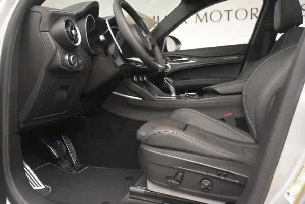 New 2019 Alfa Romeo Stelvio Quadrifoglio for sale Sold at Rolls-Royce Motor Cars Greenwich in Greenwich CT 06830 14