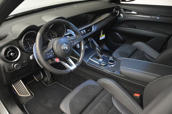 New 2019 Alfa Romeo Stelvio Quadrifoglio for sale Sold at Rolls-Royce Motor Cars Greenwich in Greenwich CT 06830 13
