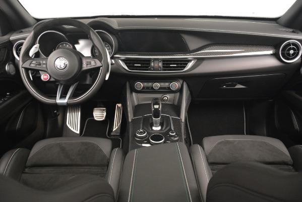 New 2019 Alfa Romeo Stelvio Quadrifoglio for sale Sold at Rolls-Royce Motor Cars Greenwich in Greenwich CT 06830 17