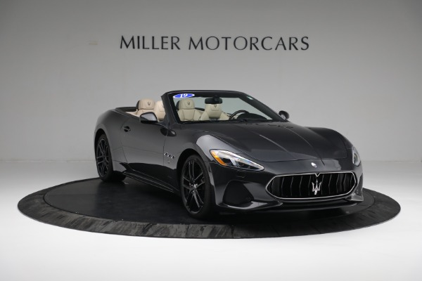 New 2019 Maserati GranTurismo Sport Convertible for sale Sold at Rolls-Royce Motor Cars Greenwich in Greenwich CT 06830 11