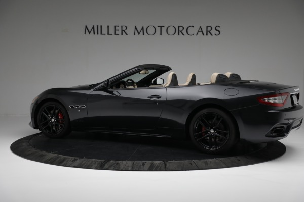 New 2019 Maserati GranTurismo Sport Convertible for sale Sold at Rolls-Royce Motor Cars Greenwich in Greenwich CT 06830 4