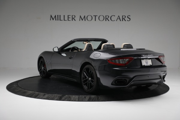 New 2019 Maserati GranTurismo Sport Convertible for sale Sold at Rolls-Royce Motor Cars Greenwich in Greenwich CT 06830 5