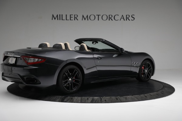 New 2019 Maserati GranTurismo Sport Convertible for sale Sold at Rolls-Royce Motor Cars Greenwich in Greenwich CT 06830 8