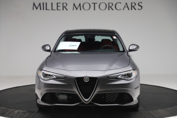 New 2019 Alfa Romeo Giulia Ti Sport Q4 for sale $52,340 at Rolls-Royce Motor Cars Greenwich in Greenwich CT 06830 12