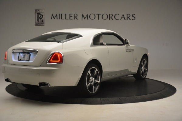 Used 2016 Rolls-Royce Wraith for sale Sold at Rolls-Royce Motor Cars Greenwich in Greenwich CT 06830 10