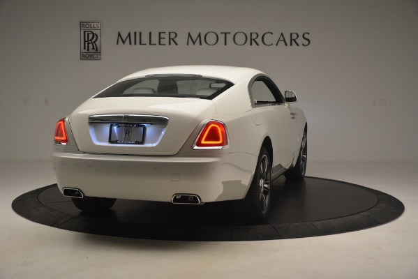 Used 2016 Rolls-Royce Wraith for sale Sold at Rolls-Royce Motor Cars Greenwich in Greenwich CT 06830 9