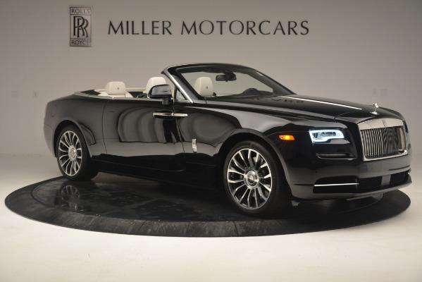 Used 2018 Rolls-Royce Dawn for sale Sold at Rolls-Royce Motor Cars Greenwich in Greenwich CT 06830 12