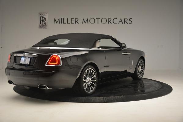 Used 2018 Rolls-Royce Dawn for sale Sold at Rolls-Royce Motor Cars Greenwich in Greenwich CT 06830 24