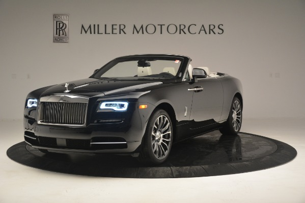 Used 2018 Rolls-Royce Dawn for sale Sold at Rolls-Royce Motor Cars Greenwich in Greenwich CT 06830 3
