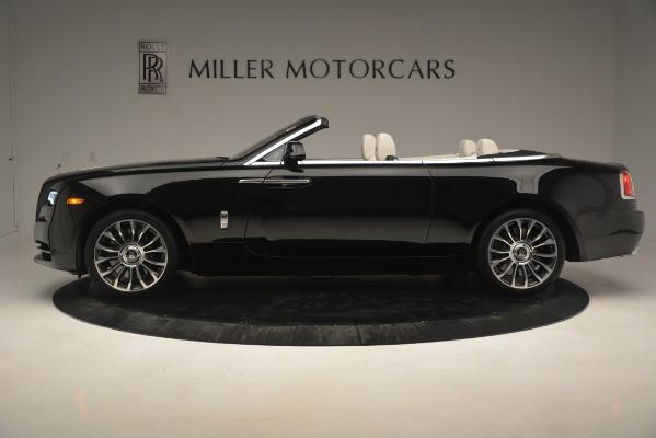 Used 2018 Rolls-Royce Dawn for sale Sold at Rolls-Royce Motor Cars Greenwich in Greenwich CT 06830 4