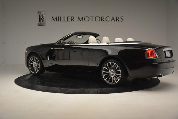 Used 2018 Rolls-Royce Dawn for sale Sold at Rolls-Royce Motor Cars Greenwich in Greenwich CT 06830 5