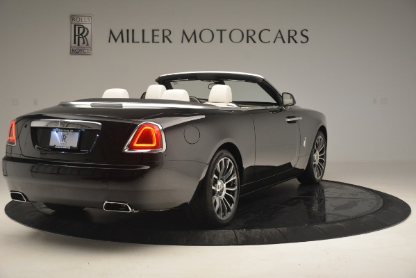 Used 2018 Rolls-Royce Dawn for sale Sold at Rolls-Royce Motor Cars Greenwich in Greenwich CT 06830 9