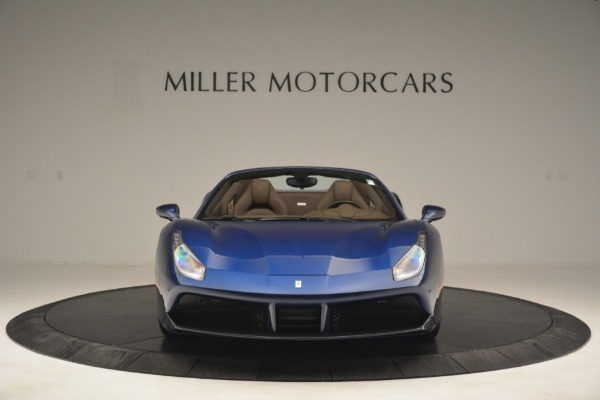 Used 2018 Ferrari 488 Spider for sale $289,900 at Rolls-Royce Motor Cars Greenwich in Greenwich CT 06830 12