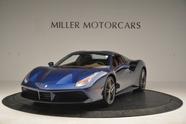 Used 2018 Ferrari 488 Spider for sale $289,900 at Rolls-Royce Motor Cars Greenwich in Greenwich CT 06830 13