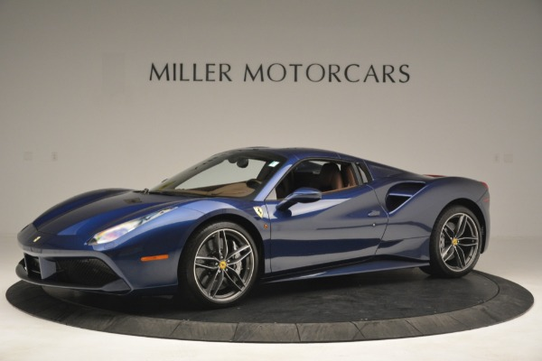 Used 2018 Ferrari 488 Spider for sale $289,900 at Rolls-Royce Motor Cars Greenwich in Greenwich CT 06830 14