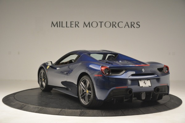 Used 2018 Ferrari 488 Spider for sale $289,900 at Rolls-Royce Motor Cars Greenwich in Greenwich CT 06830 17
