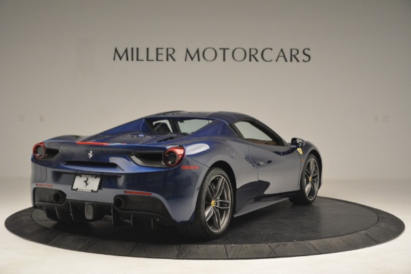 Used 2018 Ferrari 488 Spider for sale $289,900 at Rolls-Royce Motor Cars Greenwich in Greenwich CT 06830 19