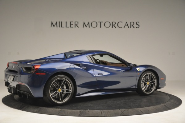 Used 2018 Ferrari 488 Spider for sale $289,900 at Rolls-Royce Motor Cars Greenwich in Greenwich CT 06830 20