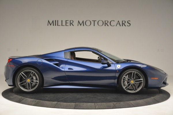 Used 2018 Ferrari 488 Spider for sale $289,900 at Rolls-Royce Motor Cars Greenwich in Greenwich CT 06830 21