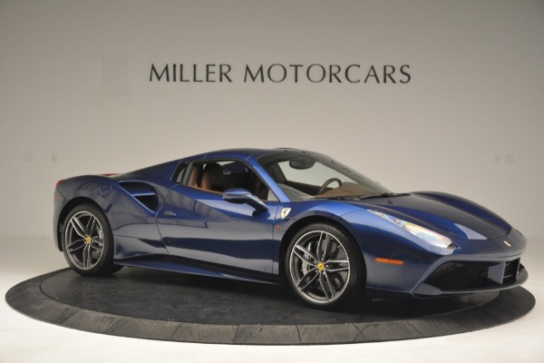 Used 2018 Ferrari 488 Spider for sale $289,900 at Rolls-Royce Motor Cars Greenwich in Greenwich CT 06830 22