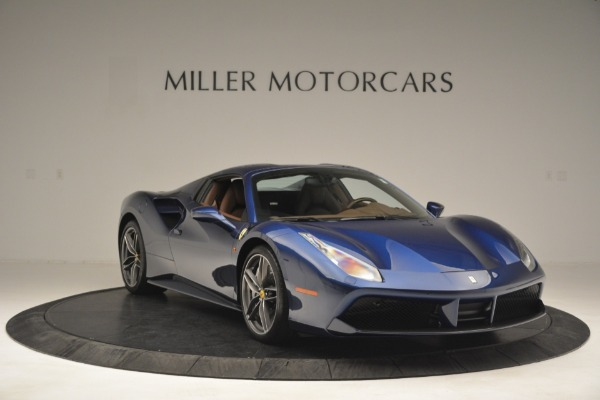 Used 2018 Ferrari 488 Spider for sale $289,900 at Rolls-Royce Motor Cars Greenwich in Greenwich CT 06830 23