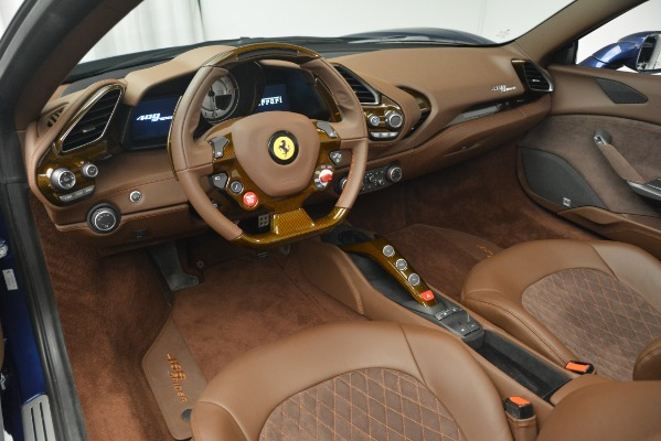Used 2018 Ferrari 488 Spider for sale $289,900 at Rolls-Royce Motor Cars Greenwich in Greenwich CT 06830 26
