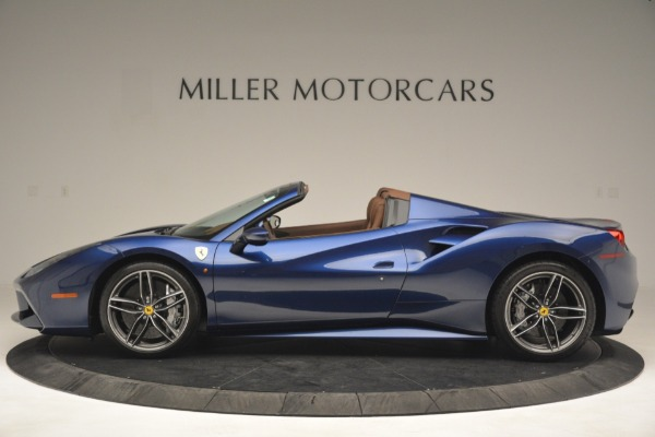Used 2018 Ferrari 488 Spider for sale $289,900 at Rolls-Royce Motor Cars Greenwich in Greenwich CT 06830 3