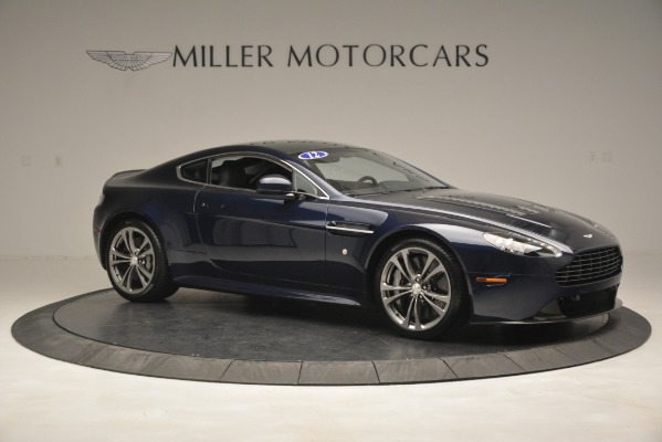 Used 2012 Aston Martin V12 Vantage for sale Sold at Rolls-Royce Motor Cars Greenwich in Greenwich CT 06830 10