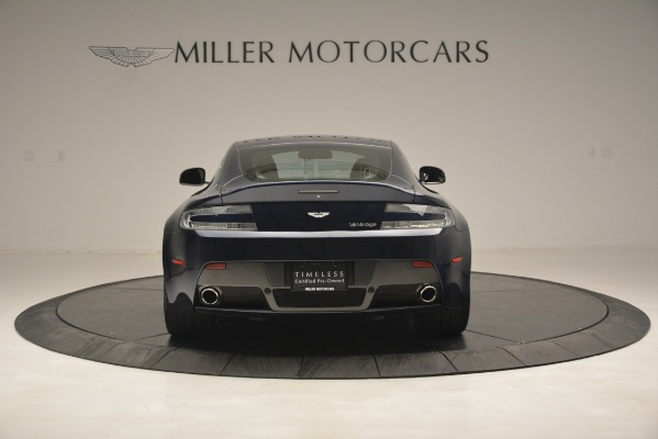 Used 2012 Aston Martin V12 Vantage for sale Sold at Rolls-Royce Motor Cars Greenwich in Greenwich CT 06830 6