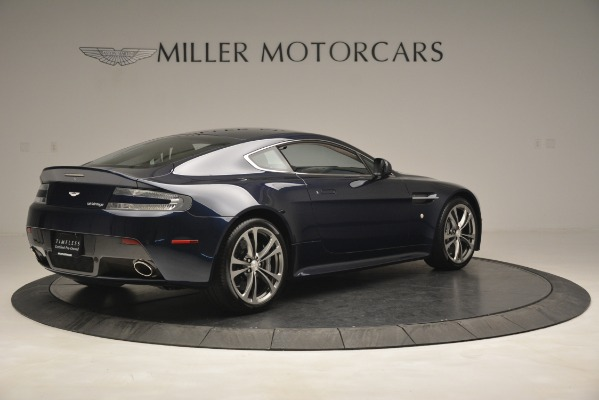 Used 2012 Aston Martin V12 Vantage for sale Sold at Rolls-Royce Motor Cars Greenwich in Greenwich CT 06830 8