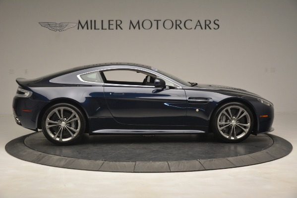 Used 2012 Aston Martin V12 Vantage for sale Sold at Rolls-Royce Motor Cars Greenwich in Greenwich CT 06830 9