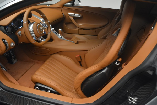 Used 2019 Bugatti Chiron for sale $3,100,000 at Rolls-Royce Motor Cars Greenwich in Greenwich CT 06830 17