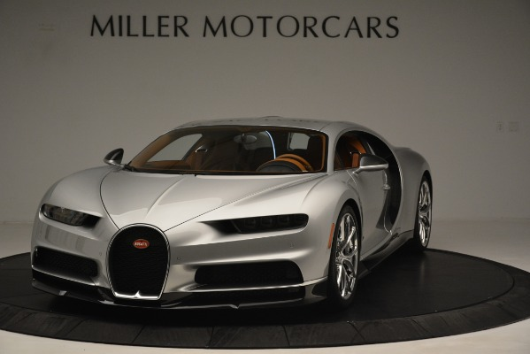 Used 2019 Bugatti Chiron for sale $3,100,000 at Rolls-Royce Motor Cars Greenwich in Greenwich CT 06830 2