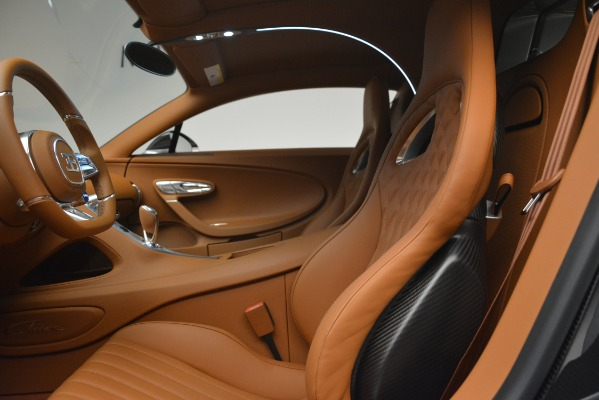 Used 2019 Bugatti Chiron for sale $3,100,000 at Rolls-Royce Motor Cars Greenwich in Greenwich CT 06830 20
