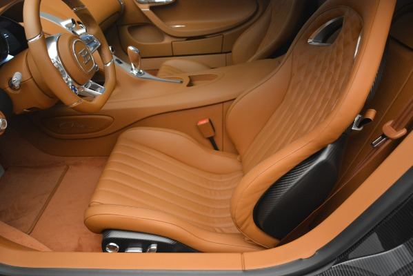 Used 2019 Bugatti Chiron for sale $3,100,000 at Rolls-Royce Motor Cars Greenwich in Greenwich CT 06830 21