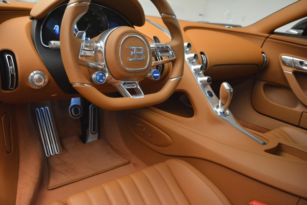 Used 2019 Bugatti Chiron for sale $3,100,000 at Rolls-Royce Motor Cars Greenwich in Greenwich CT 06830 22